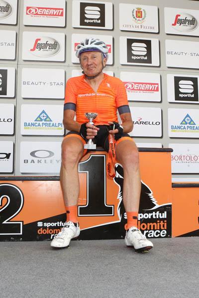 premio di partecipazione per un ciclista belga