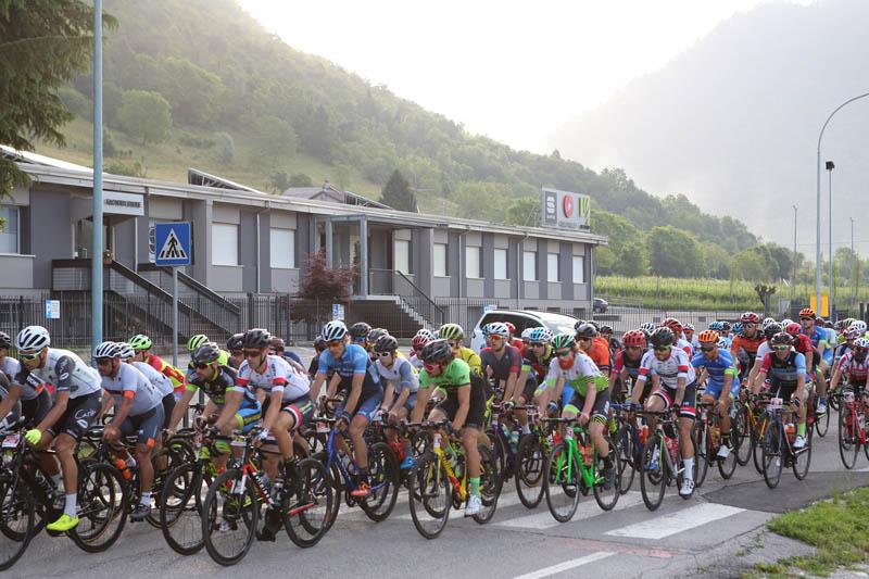 Davanti Fabbrica Sportful Sportful Dolomiti Race 2019