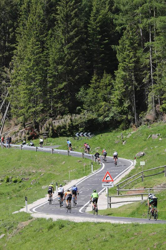 Passo Manghen - Sportful Dolomiti Race - Granfondo ciclistica Feltre
