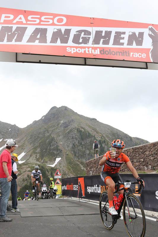 Manghen Sportful Dolomiti Race 2019