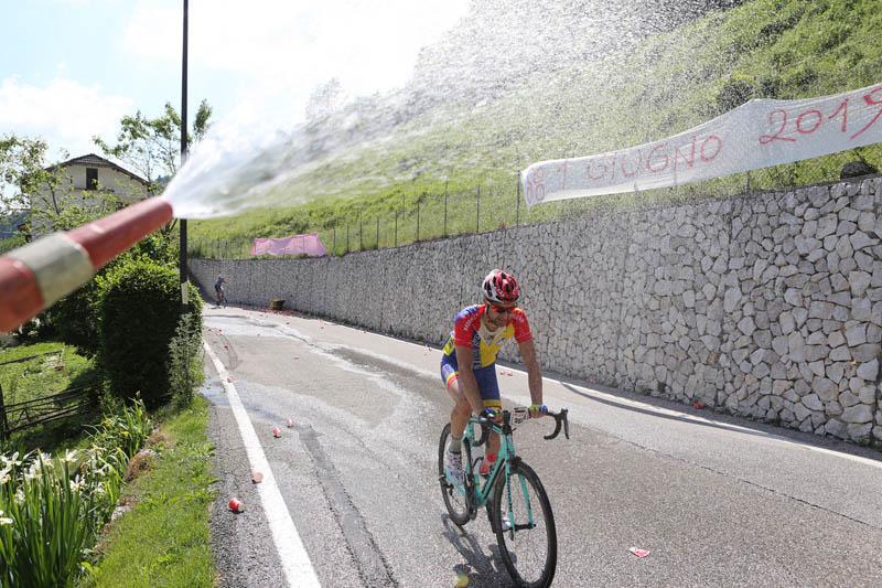 Passo Croce d'Aune - portful Dolomiti Race - Granfondo ciclistica Feltre