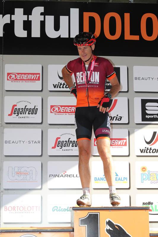 Alberto Carretta - Sportful Dolomiti Race - Granfondo ciclistica Feltre